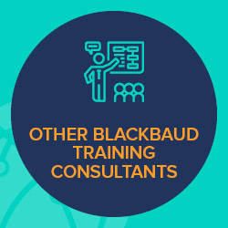 Your nonprofit can check out other nonprofit consultants for more customized Blackbaud training.