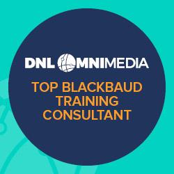 DNL OmniMedia is the top nonprofit consultant for Blackbaud training.