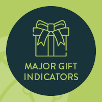 Certain data can give you insight into important giving opportunities like matching gifts!