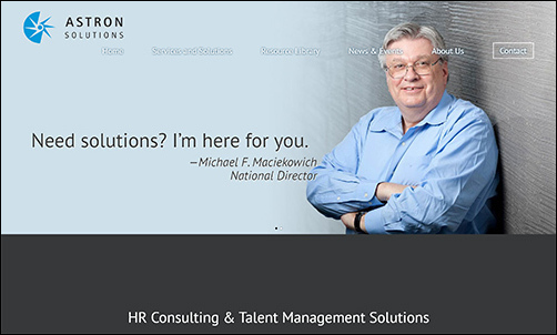 Explore Astron Solutions' services to see why they're a top nonprofit consultant.