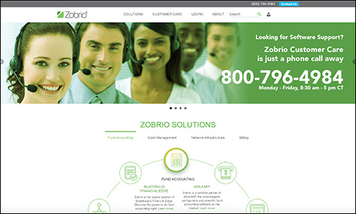 Their expertise with nonprofit specific tools makes Zobrio a top nonprofit financial consultant.